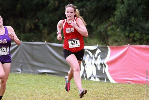 Austin Peay Cross Country competes at Belmont Opener Friday morning. (APSU Sports Information)