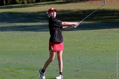 Austin Peay Women's Golf consistant at Drake Creek Invitational. (APSU Sports Information)