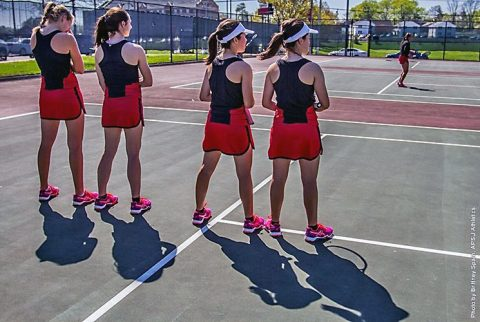 Austin Peay Women's Tennis hosts APSU Invitational this Friday and Saturday. (APSU Sports Information)