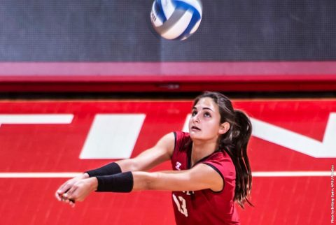 APSU Volleyball begins OVC play this weekend against Southeast Missouri, UT Martin at the Dunn Center. (APSU Sports Information)