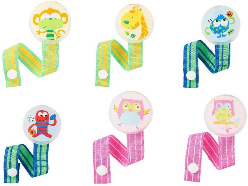 Pacifier Clips are being recalled by Toys 'R' Us Due to Choking Hazard