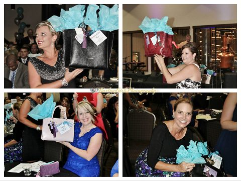 Live-Auction Purses being auctioned (Barlow Girls Photography)
