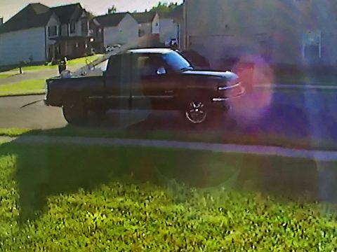 Clarksville Police are trying to identify the owner of this vehicle.