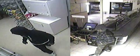 Papa Murphy's Armed Robbery Suspects.