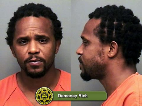 Demoney Douglas Rich,