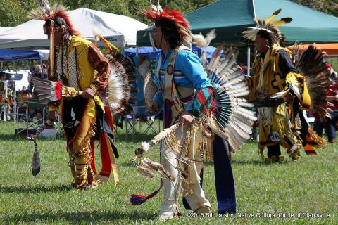 19th Annual Intertribal Powwow to be held October 8th and 9th at Port Royal State Park.
