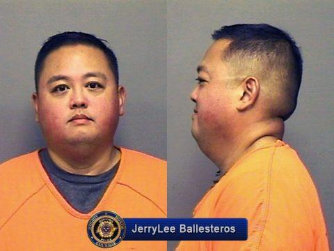 JerryLee Ballesteros