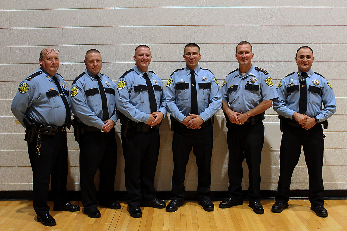 Three Montgomery County Sheriff S Officers Graduate From