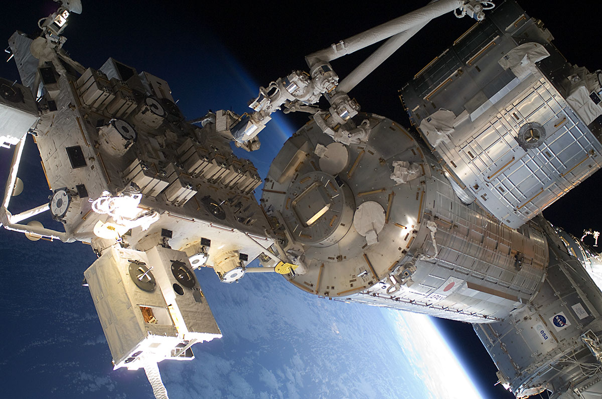 outer space station health - photo #49