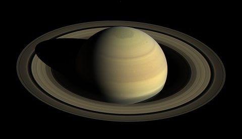 Since NASA's Cassini spacecraft arrived at Saturn, the planet's appearance has changed greatly. This view shows Saturn's northern hemisphere in 2016, as that part of the planet nears its northern hemisphere summer solstice in May 2017. (NASA/JPL-Caltech/Space Science Institute)