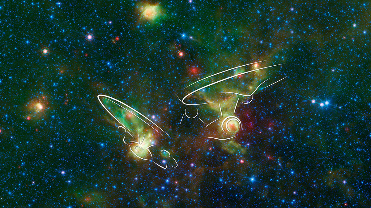 images nebula spitzer space - photo #9