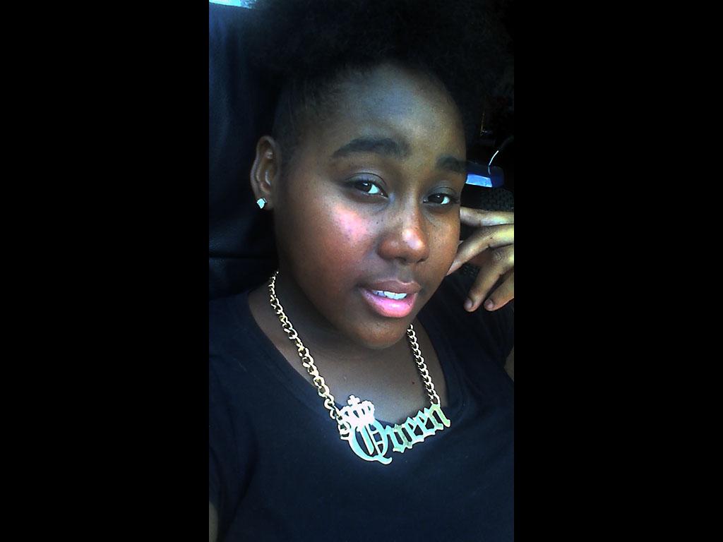 Missing Juvenile Teneka Jones