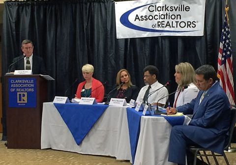 2016 Clarksville-Montgomery County Candidate Debate set for October 4th