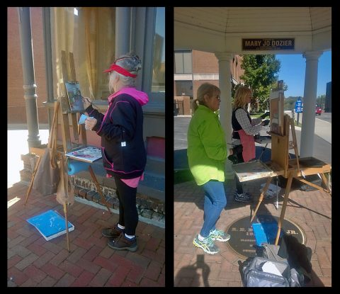 2Rivers Plein Air Paint-Out
