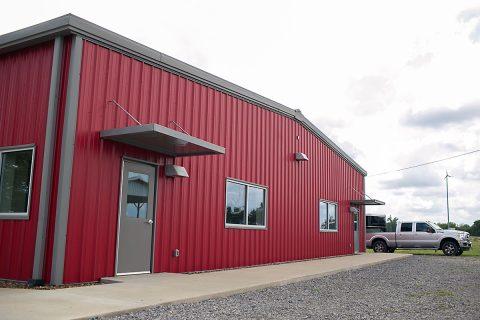 APSU Farm and Environmental Education Center. (APSU)