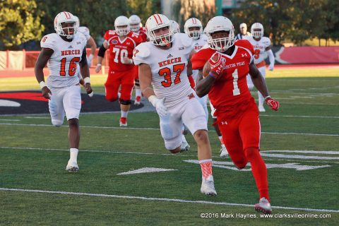 Austin Peay Football heads to Southeast Missouri for final OVC Road Trip of the Season.