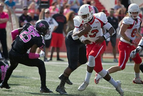 Austin Peay Football falls at Southeast Missouri 41-21. (APSU Sports Information)