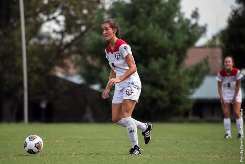 Austin Peay Soccer faces OVC Foes Eastern Kentucky, Tennessee Tech at home. (APSU Sports Information)