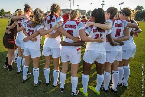 Austin Peay Soccer. (APSU Sports Information)
