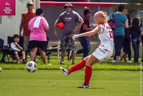 Austin Peay Soccer travels to SIU Edwardsville and Eastern Illinois this weekend. (APSU Sports Information)