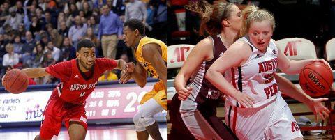 Austin Peay Men and Women's Basketball set to begin pre-season practices. (APSU Sports Information)