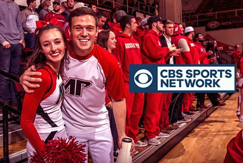 Austin Peay Men's Basketball to appear twice on CBS Sports Network during 2016-17 season. (APSU Sports Information)