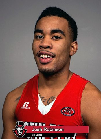 APSU Men's Basketball - Josh Robinson