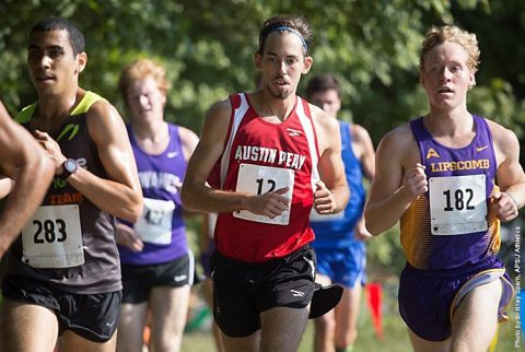 Austin Peay Cross Country teams ready for OVC Championships Saturday. (APSU Sports Information)