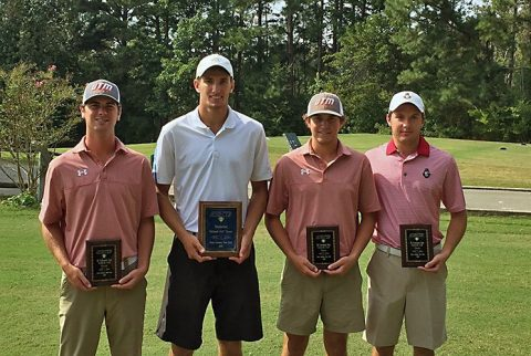 Austin Peay gets sixth place finish at Skyhawk Classic at Paris Landing Golf Course. (APSU Sports Information)