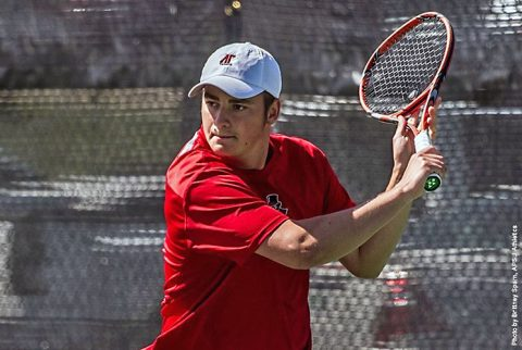 Austin Peay Men's Tennis wins two of three matches at MTSU's Dale Short Shootout. (APSU Sports Information)