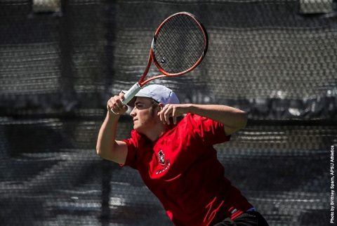 Austin Peay Governors Tennis competes at Ohio Valley ITA Regional this past weekend. (APSU Sports Information)