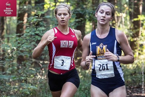 Austin Peay Cross Country teams heads to Ohio for JennaStrong Invitational, Saturday. (APSU Sports Information)