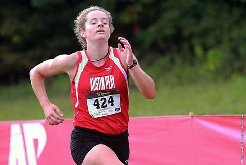 Austin Peay Cross Country Teams competed in the OVC Championships Saturday in Nashville. (APSU Sports Information)