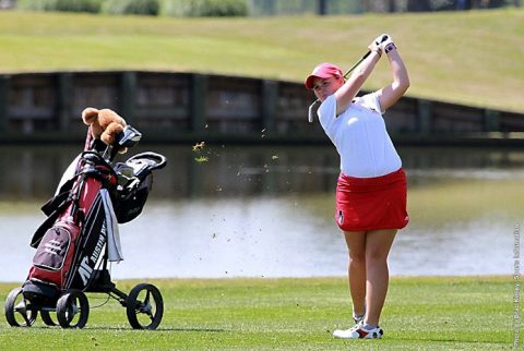 Austin Peay Women's Golf home tournament to be held at Greystone Golf Club in Dickson, TN. (APSU Sports Information)