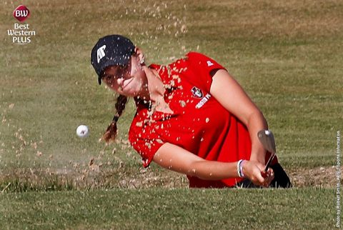 Austin Peay Women's Golf finishes fall schedule at Winthrop Intercollegiate. (APSU Sports Information)