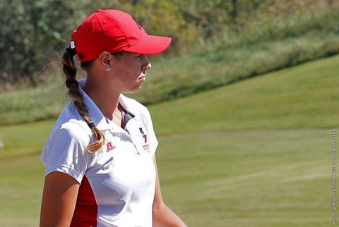 Austin Peay's Morgan Kauffman has hot start at Winthrop Intercollegiate Saturday. (APSU Sports Information)
