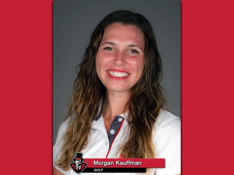 APSU Women's Golf - Morgan Kauffman