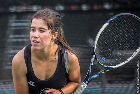 Austin Peay Women's Tennis does well at ITA Regional. (APSU Sports Information)