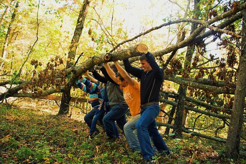 Austin Peay State University students complete more than 400 hours of service during fall break