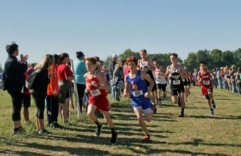TMSAA Cross Country State Championship was held in Clarksville on Saturday, October 8th.
