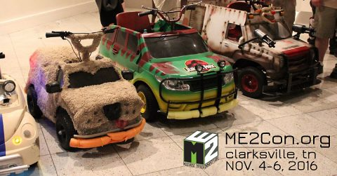 Clarksville ME2 Convention schedule for November canceled.