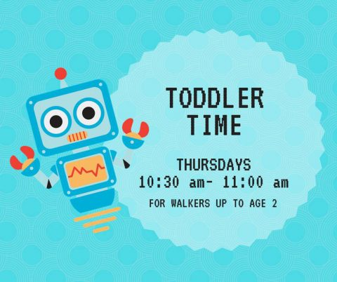 Clarksville Montgomery County Public Library Toddler Time
