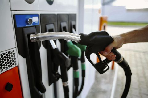 Gas Prices increased in several states during the holidays. (AAA)