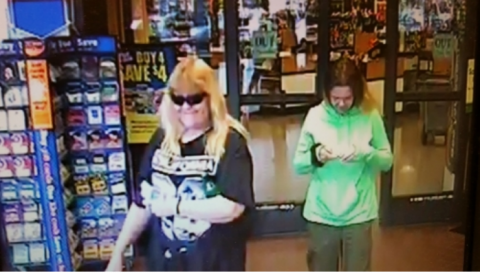 Clarksville Police are trying to identify the suspects in this photo.