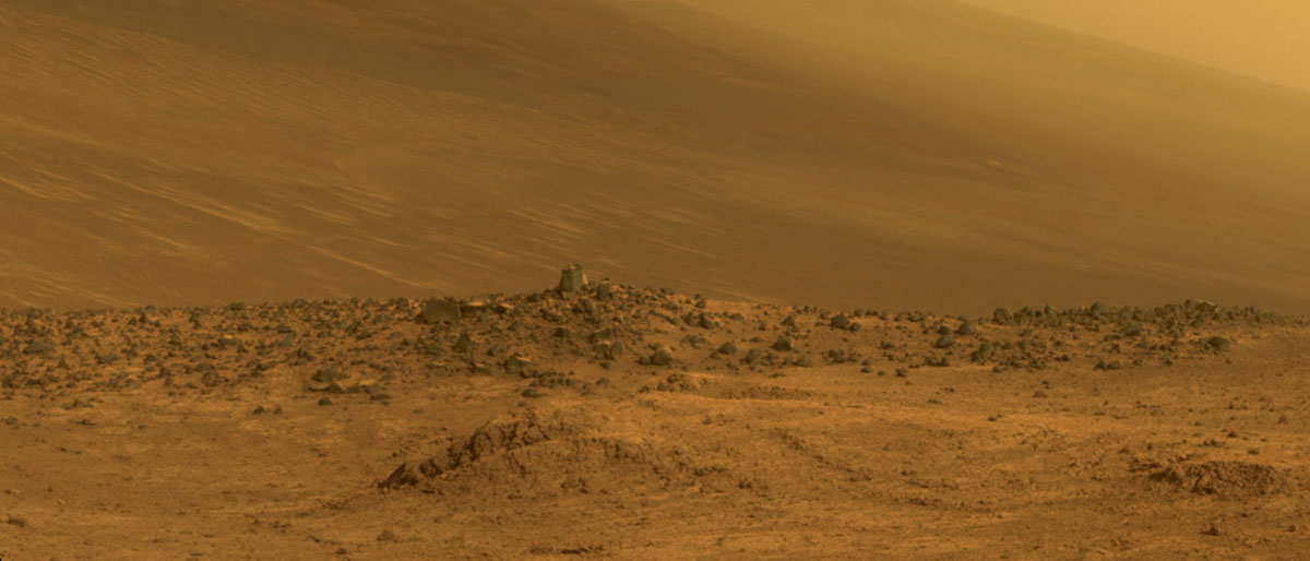 Nasa 39 s opportunity rover to examine gully on mars that may for Why was nasa created