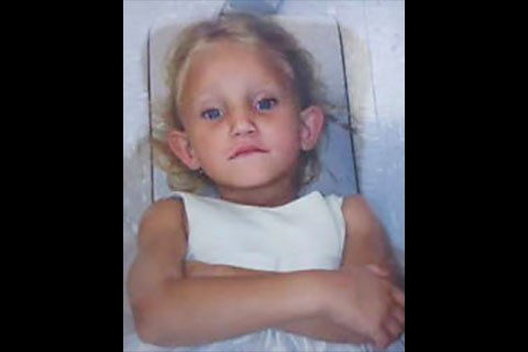 Statewide AMBER alert issued for 4-year-old Rebecca Lewis