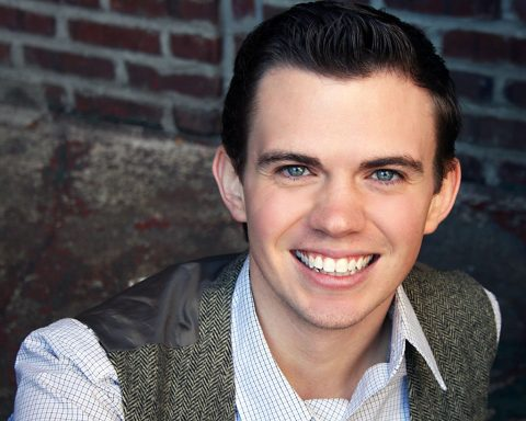 "Ryan Bowie stars in ""Miss Gulch Returns!"" at the Roxy Regional Theatre."