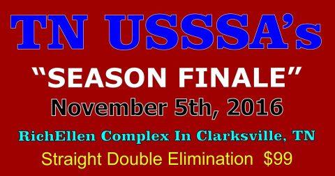 TN USSSA - Season Finale
