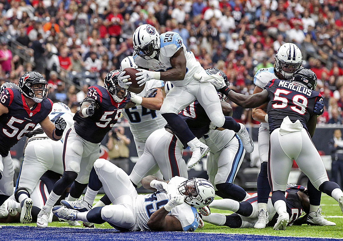 Tennessee Titans head south to take on the Miami Dolphins ...