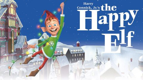"""The Happy Elf"" will run November 24th through December 17th at the Roxy Regional Theatre."